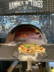 HnT Pizza Oven